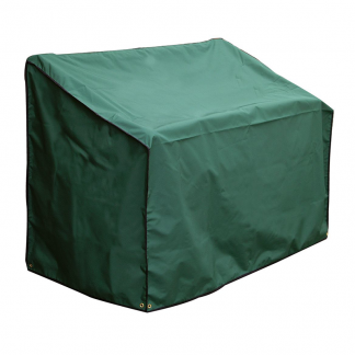 Using Bosmere Protector 5000 2 Seat Bench Cover (Dark Green)