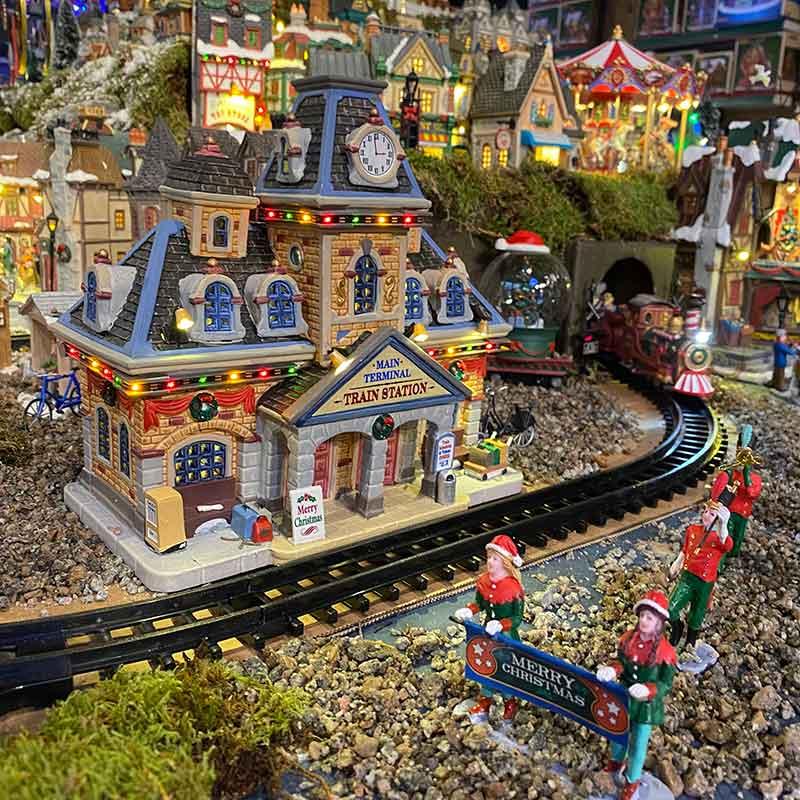 Model Villages For Sale