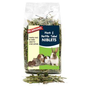 Mr Johnson's Herb & Nettle Salad