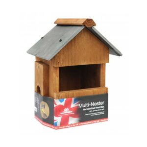 Tom Chambers Multi Nester Box with Slate Roof