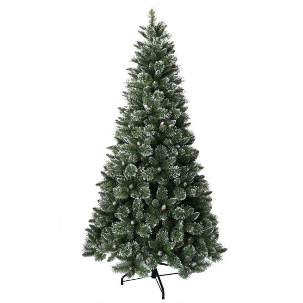 National Tree Company Shimmery Bristle Artificial Christmas Tree