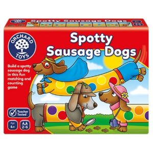 Orchard Toys Spotty Sausage Dogs