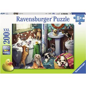 Ravensburger Puzzle Tub Time XXL 200 pieces - Suitable Age 8+