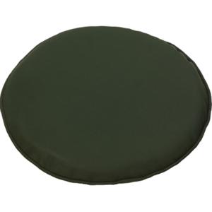 Bistro Round Cushion Pad in Green