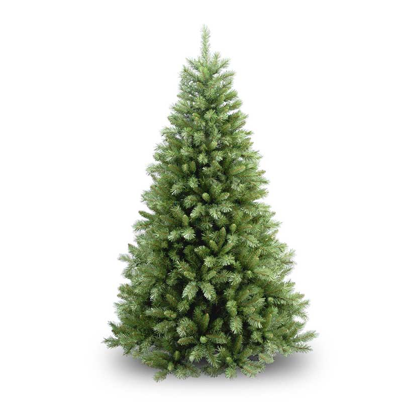 National Tree Winchester Pine Slim Artificial Christmas Tree ...
