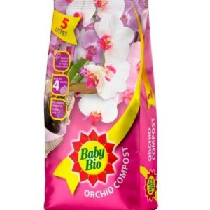 Baby Bio Orchid Compost 5 litre