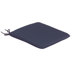 Glencrest Seat Cushion Pad in Navy Blue
