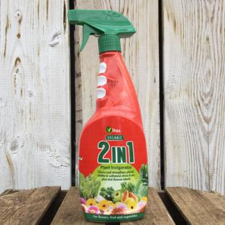 Vitax Organic 2 In 1 Plant Invigorator (750ml)