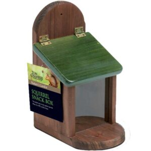 Tom Chambers Squirrel Snack Box