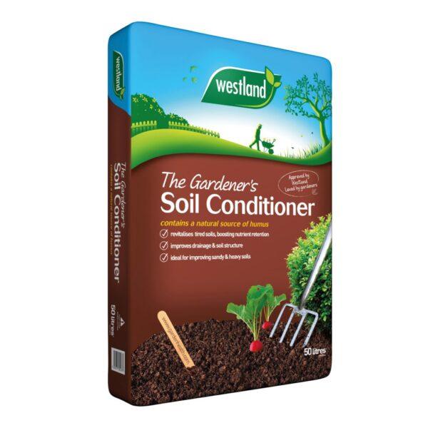 Westland The Gardener's Soil Conditioner 50 Litre Bag