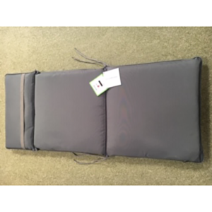 Glencrest Recliner Seat Cushion Pad in Grey