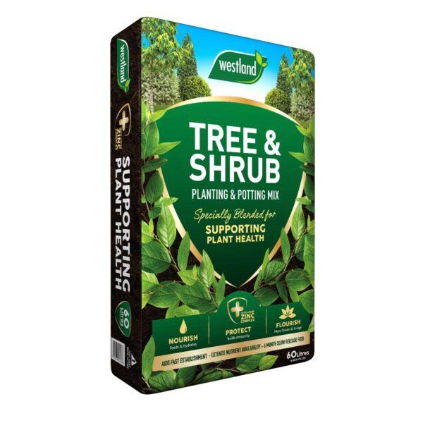 Westland Tree & Shrub Planting & Potting Mix 60L