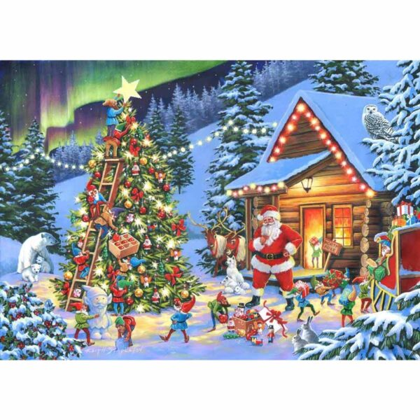 House Of Puzzles Twinkle Little Star 1000 Piece Jigsaw Puzzle