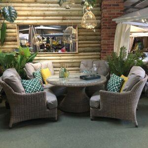 4 Seasons Valentine Lounge Set