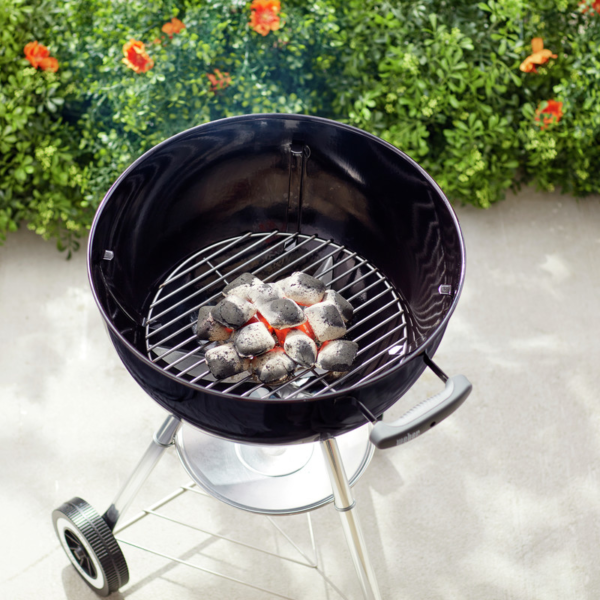 Using the Weber Barbecue Charcoal Grate for 47cm Charcoal Barbecues #7440