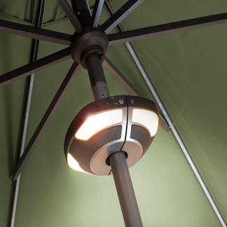 Kettler Outdoor Wireless Speaker & LEDs on